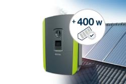 KOSTAL nu al compatibel met de nieuwe generatie 400W-panelen