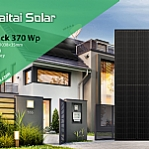 Full Black 370 Wp zonnepanelen Pre Order Now