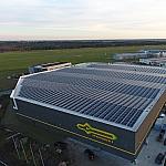 HELUKABEL levert kabels voor zonnedak distributiecentrum Van Cranenbroek