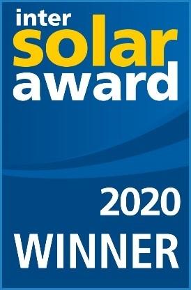 Gewoonweg de beste: REC Group wint prestigieuze Intersolar Award 2020 voor zijn krachtige Alpha-zonnepanelen