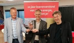 ProfiNRG wint Solar Safety Award