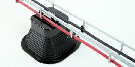 Met RoofSupport HOME is brandveiligheid in PV-bekabeling gegarandeerd!