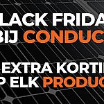 BLACK FRIDAY DEAL BIJ CONDUCT: 5% EXTRA KORTING OP ELK PRODUCT!