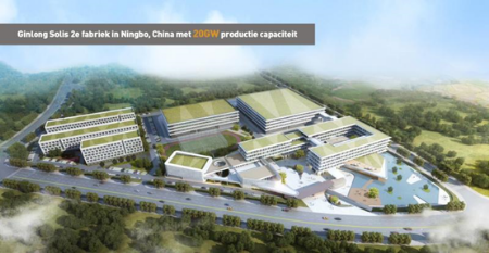 Solis zamelt $ 100 miljoen in en verdubbelt de productiecapaciteit