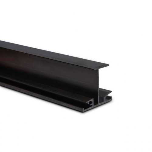 novotegra Insertion Rail 40 6.00m black
