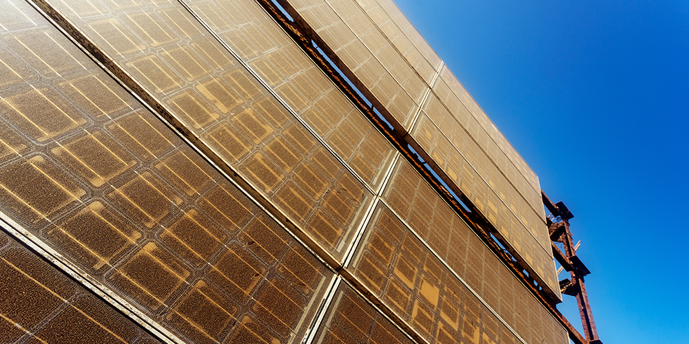 Sterke start recycling zonnepanelen