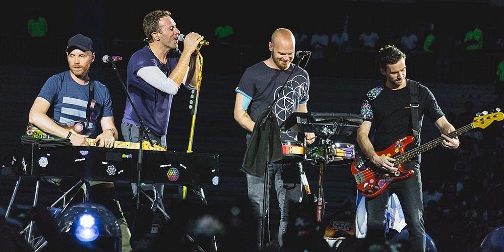 Op de duurzame tour: Coldplay neemt zonnepanelen mee tijdens concerten