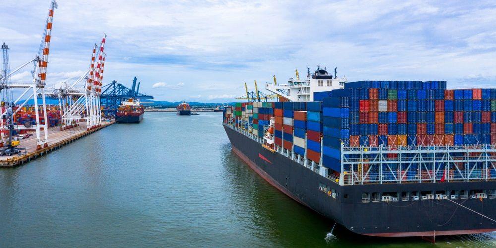 Vrachttarieven Shanghai – Rotterdam met 534 procent gestegen