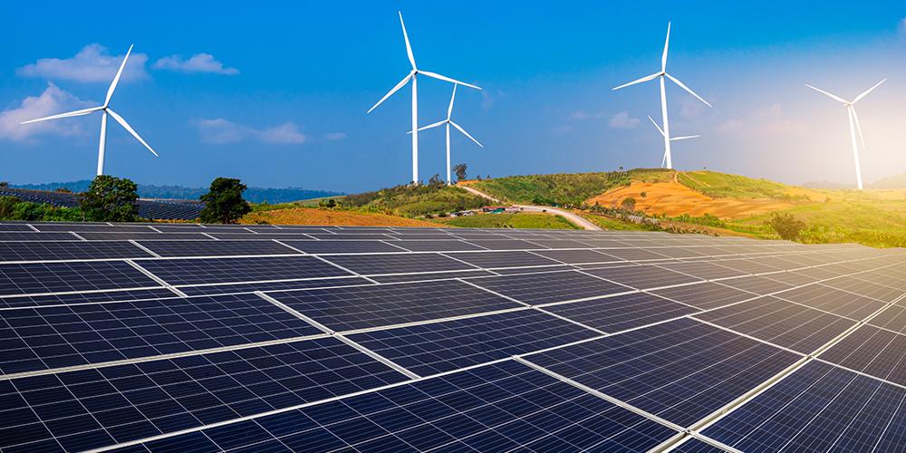 Wereldwijd record hernieuwbare energie
