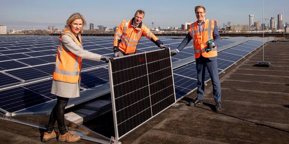 Eneco én klanten klimaatneutraal in 2035