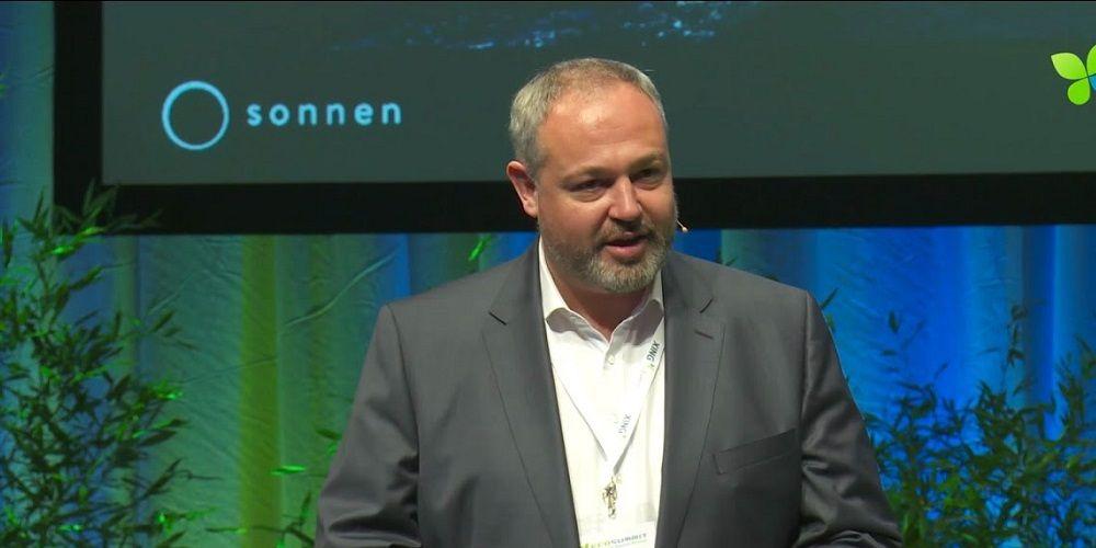 Sonnen-CEO Christoph Ostermann: