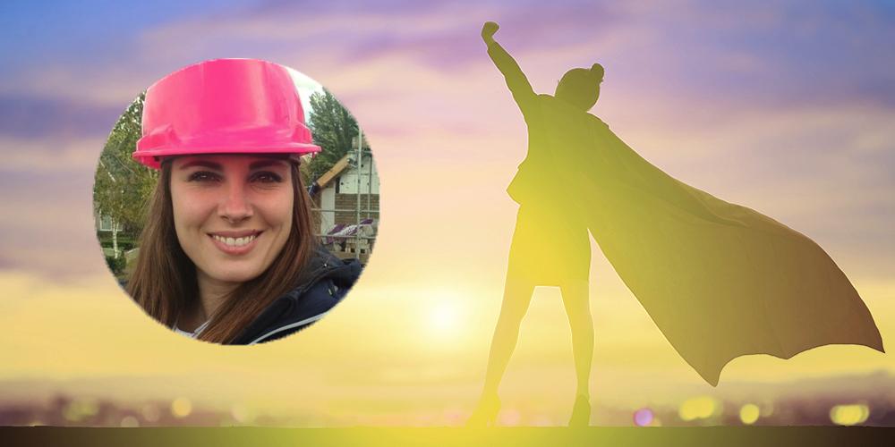 Solar Powervrouw: Pamela Kleijn