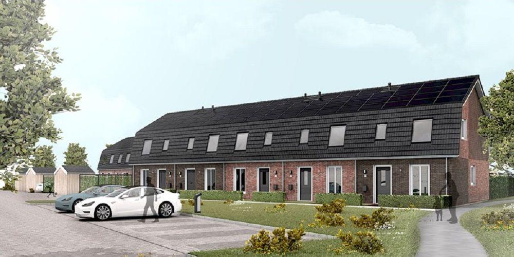 Nieuw concept Buurblok leaset duurzame woningen aan corporatie