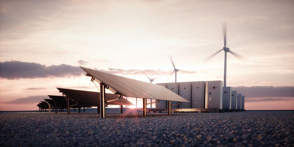 Zonnige toekomst voor opslag van zonnestroom