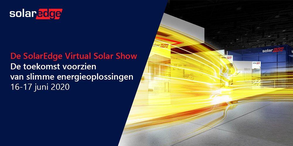 SolarEdge presenteert innovaties online