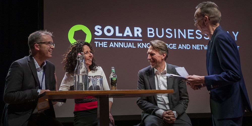 Solar Business Day 2020 groot succes!