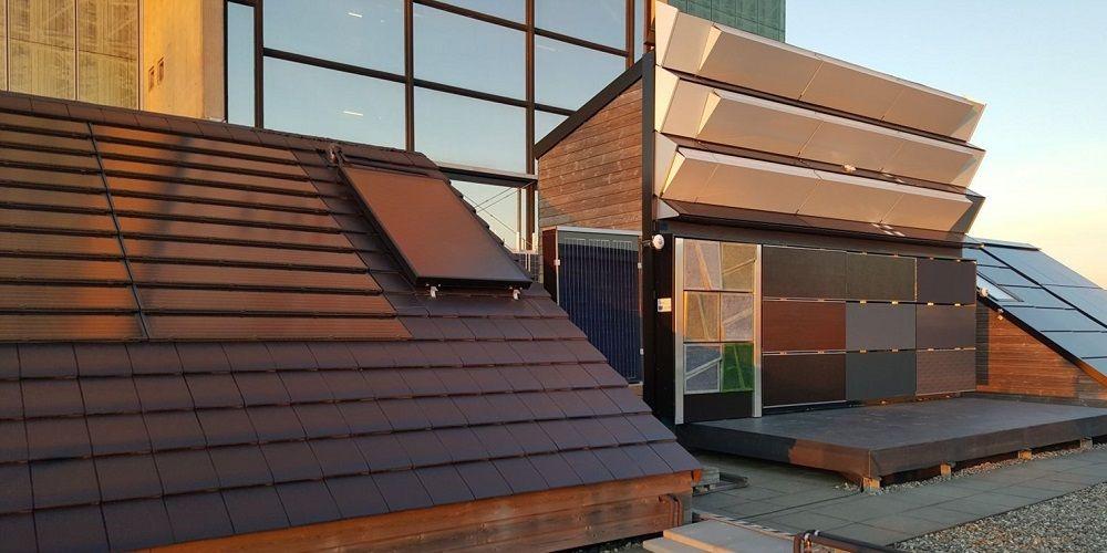 Opbrengst gekleurde zonnepanelen onderschat