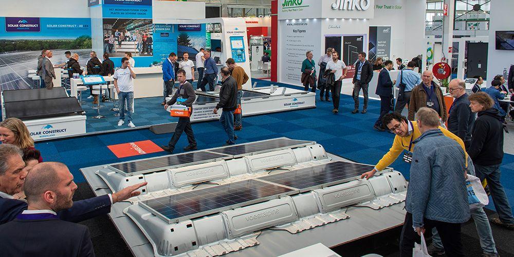 Solar Solutions International verplaatst naar september