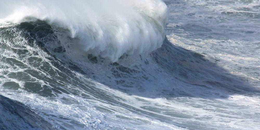 Combinatie wind, zon en golven voor Belgische kust