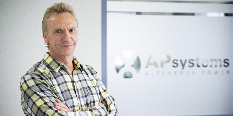 """APsystems: """"We zijn hier niet alleen om geld te verdienen"""""""
