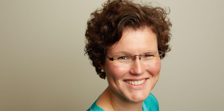 Solar powervrouw: Paula Reinders