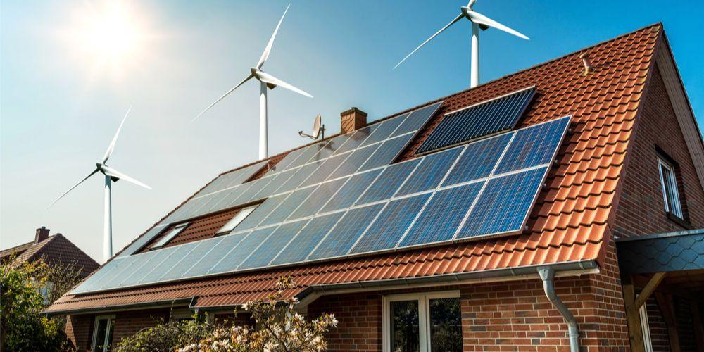 Productie groene stroom met 40 procent gestegen