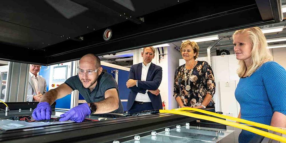 TNO opent lab voor onderzoek naar PV