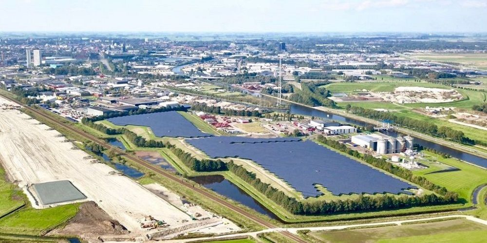 'Afvalberg ideale plek voor zonnepark'